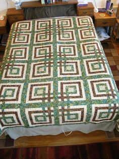 This will be my next quilting project.