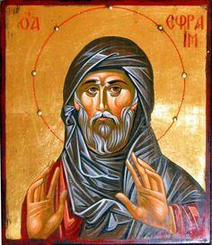 San Efraín el Sirio