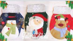 Reno, Christmas Stockings, Applique, Xmas, Holiday Decor, Crafts, Home Decor, Country, Scrappy Quilts