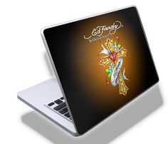 Ed Hardy Limited Edition Notebook Skin (Love Cross) by Ed Hardy