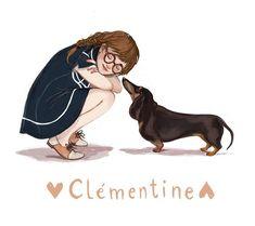 Clementine by Paule T.B.