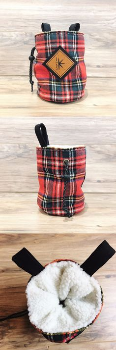 Other Climbing Clothing 158977: Climbing | Bouldering | Handmade Chalk Bag | Made In The Usa | Stokedclimbing -> BUY IT NOW ONLY: $39 on eBay!