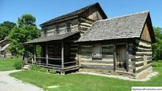 Here's a guide to an interesting 10 things to do in Latrobe PA and the surrounding area. If you have an hour or days, you'll find something of interest. Log Home Living, Field Day, Covered Bridges, Log Homes, Lodges, Travel Pictures, Old Houses, Things To Do, Restoration