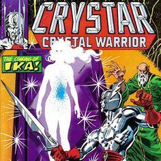 Crystal Warrior Hero Tv, Comic Books, Crystal, Comics, Art, Art Background, Kunst, Cartoons, Cartoons