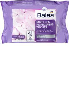 Mizellen-Reinigungstücher