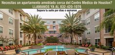 Houston, Furnished Apartments, Medical Center, Vacation, Outdoor Decor, Apartments, Vacations, Holiday, Holidays