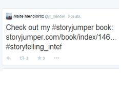 My first tweet!
