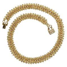Curving St. Petersburg chain | BeadandButton.com