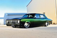 ZERO'D 1967 Ford XR Falcon