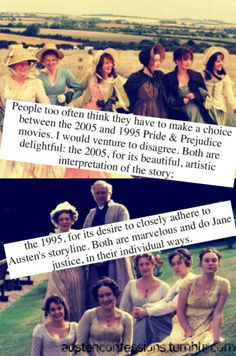 YES!!!!.(Except that Colin Firth is better...and Keira Knightley kind of drives me crazy)