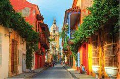 5 sitios de Colombia que debes conocer y visitar. Arquitectura.Historia. Estilo. Barroco. Colonial. Republicano. Colores. Balcones. Cartagena. Ciudad Amurallada.Colombia.