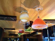 Signature cocktails and signature ice balls!