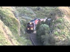 Trem ALL na Coxilha Rica entrando no Tunel 26 - Lages/SC - YouTube