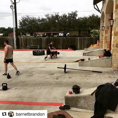 #Repost @barnetbrandon  Our station group workouts usually leave me passed out on the ground but knowing that the guys next to you are pushing just as hard and that you can trust them with your life makes it totally worth it.  #firefighter #555fitness #fitness #firstresponders #hardtokill #texas #Repost @f.i.r.e._fitness (@get_repost) @f.i.r.e._fitness It's not about finding time it's about making it. I understand at the end of the day it's hard to take bypass the house and head to the gym…