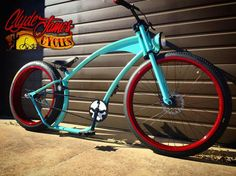 Custom Ruff Cycles Hard Time