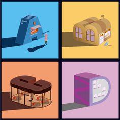 alphabet / ilust / ilustlation / design   personal work