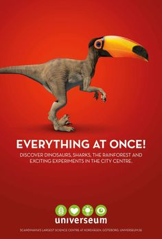 Universeum Science Center: Everything at Once, 3