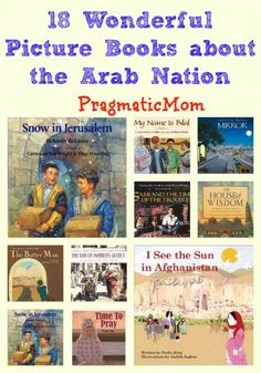 18 Wonderful Picture Books about the Arab Nation :: PragmaticMom