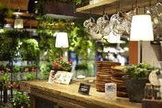 ギャラリー | TEA HOUSE 青山フラワーマーケット
