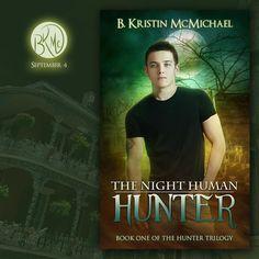The Night Human Hunter Pre-Order is Live Now!  bkmc.me/nhhamazon