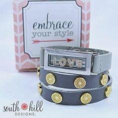 """South Hill Designs PR : Lo """"In"""" en pulseras"""