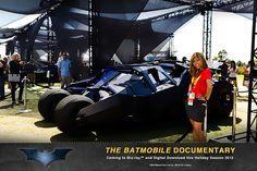 Comic-Con 2012 Batcave