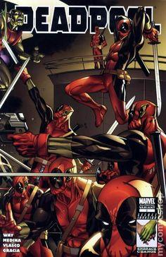 Deadpool (2008 2nd Series) 2C