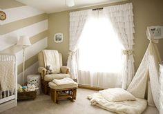 El cuarto de bebé más acogedor - Habitación Bebé - Para bebés - Charhadas.com