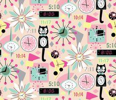 Fun Times! fabric by lisakubenez on Spoonflower - custom fabric