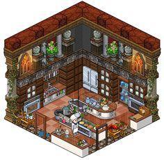 Mansion - Kitchen by Cutiezor.deviantart.com on @DeviantArt