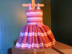 Anna's Free Baby Crochet Dress Patterns - Inspiration and Ideas: Free Patterns