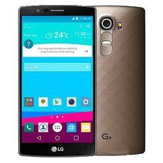 [USD351.12] [EUR320.78] [GBP253.44] Refurbished Original LG G4 32GB