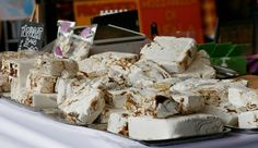 Chewy, gooey nougat from Burnt Sugar