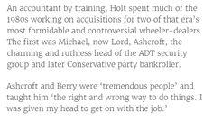 an irreverent look at UK politics