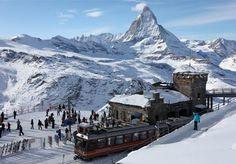 Luxury Zermatt ski holiday amazing place to go......