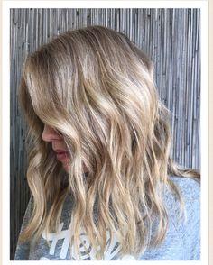 Icy platinum blonde 💜