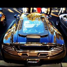 One of our most popular pins ever deserves a repin....Mclaren MP4-12C