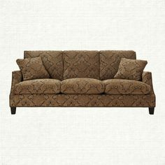 View the Medici Sofa from Arhaus. Medici is the essence of the continued quality and comfort we deliverr in our upholstery collections. The tall bac