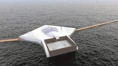De 19-jarige student Boyan Slat uit Delft denkt dé oplossing te hebben voor het probleem van het plastic afval in de oceanen. Hij heeft samen met een studiegenoot de Kunstofarchipel bedacht - een zelfvoorzienende platformboot met enorme sleepnetten ..........http://bijzonder-nieuws.blogspot.nl/2013/09/delftse-student-bedenkt-oplossing-voor.html