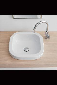 NEXT 40A - Washbasin 41x41