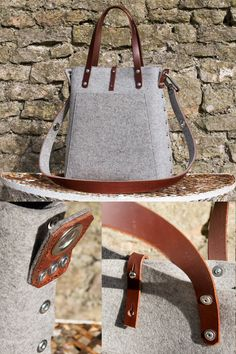 Borsa tote con croce cinturino corpo mercato borsa di Rambag