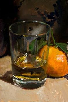 Whisky and Clementine - Julian Merrow-Smith