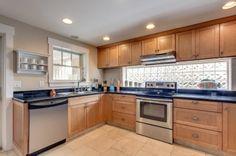 glass block kitchen windows - Google Search