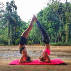 """""""Treinar acompanhado é sempre mais proveitoso!!! Marque abaixo sua parceira de treino  e faça sempre exercícios com orientação profissional  nossa…"""""""