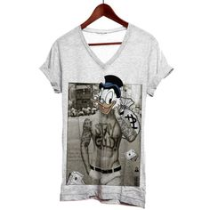 T Shirt Donald Stay Gold. Must find this was my fav cartoon