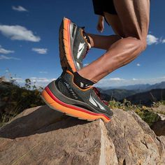 Altra Olympus Trail Running Shoes Maximalist running
