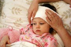 Nejefektivnější způsoby, jak snížit dítěti horečku bez léků za méně, než pět minut!