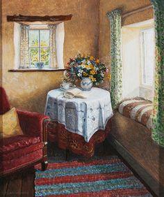 Stephen Darbishire ~ Impressionist painter