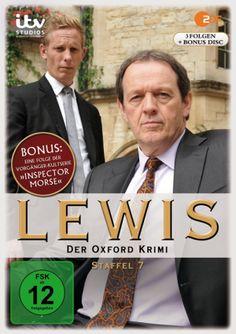 Lewis: Der Oxford Krimi (Staffel 7) 4/5 Sterne