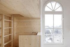 NL-Amsterdam | Realisiertes Projekt  Tower Amsterdam Bijenkorf  Architekten: i29 interior architects  © Ewout Huibers